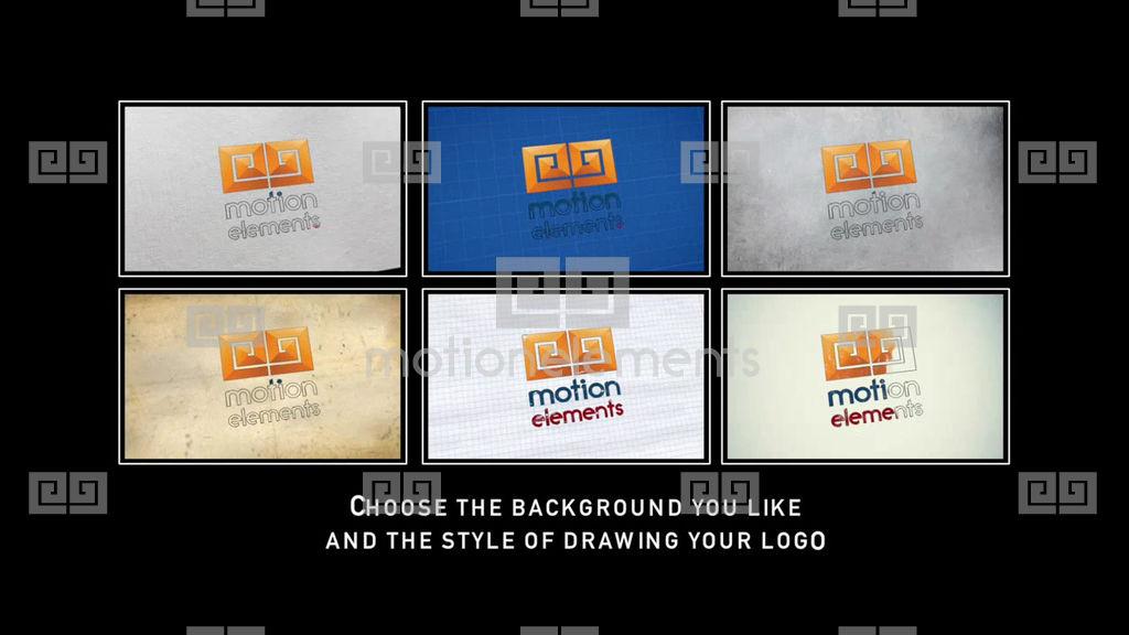 Art logo apple motion templates 10313636 for Apple motion templates