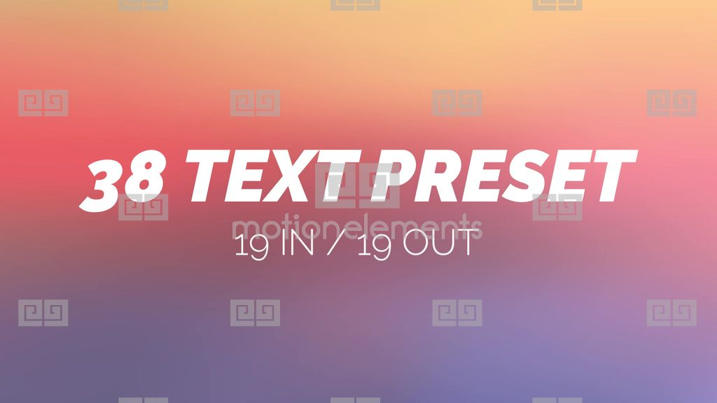 how to change text in after effects template