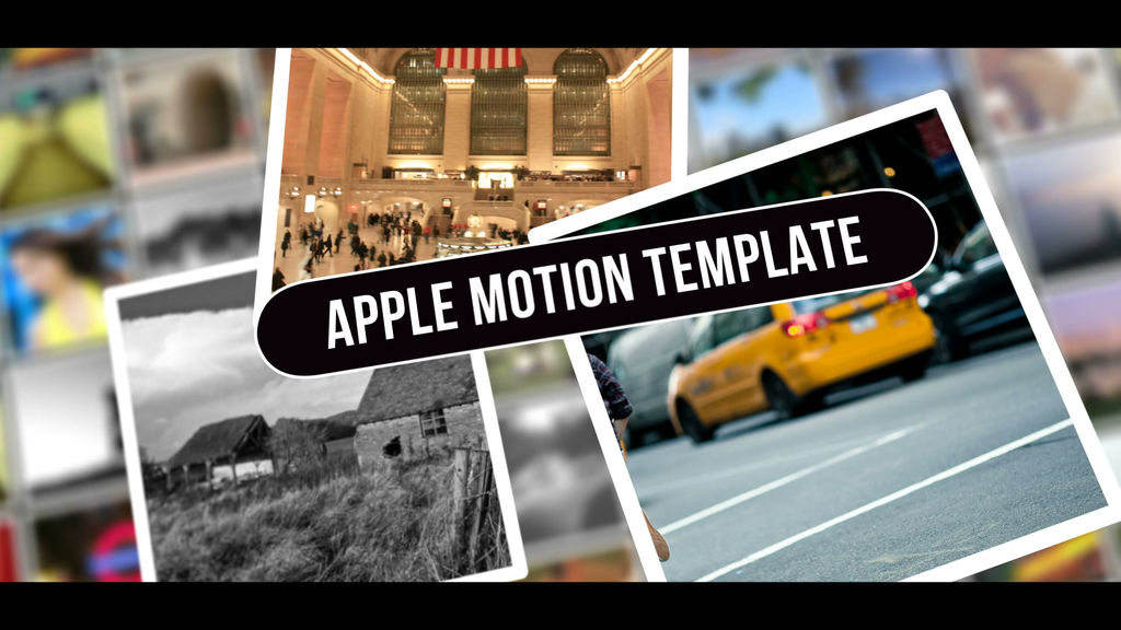 Wall opener apple motion templates 2271782 for Apple motion templates