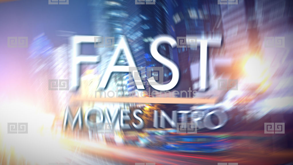 Fast moves intro apple motion and final cut pro x for Free final cut pro intro templates