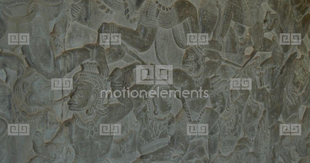 Cambodia ancient khmer stone carvings angkor wat temples cambodia
