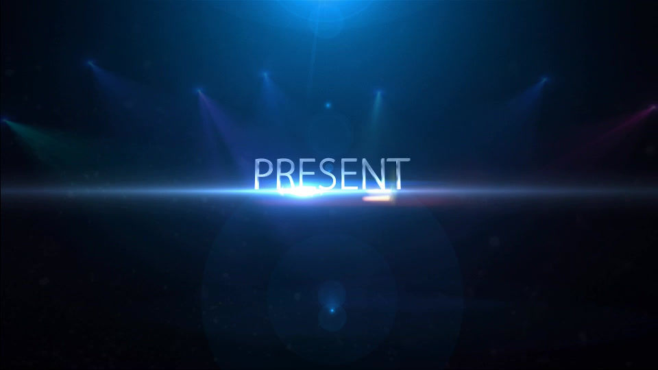 after effects business presentation