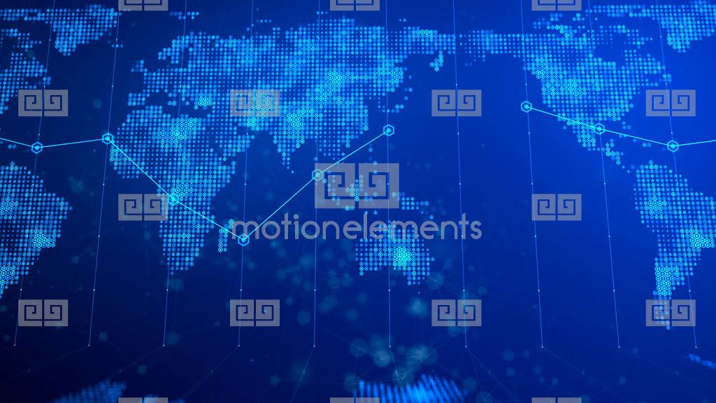 Digital world map background 02 gif 11465680 gumiabroncs Images