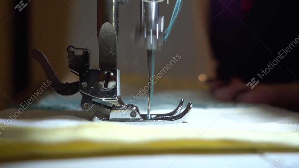Embroidery Sewing Machine Video With A Sound GIF 40 Classy Sewing Machine Sound