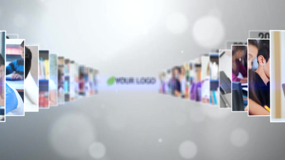 Company History Or Timeline After Effects Templates - Timeline after effects template