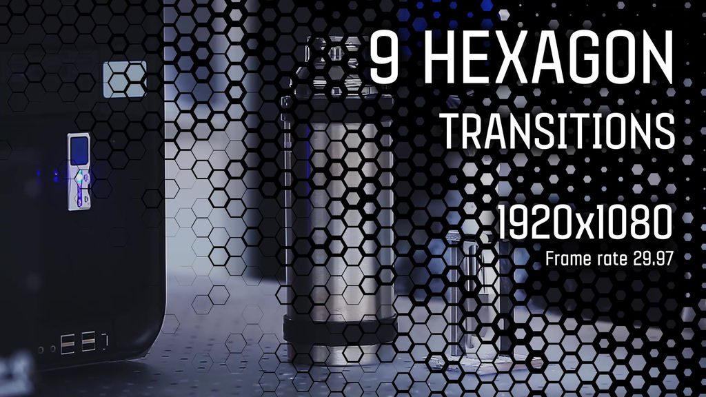 hexagon transitions vol 1 after effects templates | 9155784, Presentation templates