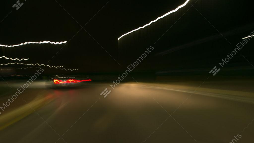 Night Speed Drive GIF | 11763353