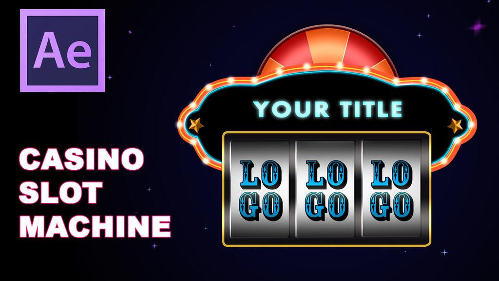 Slot Machine Template