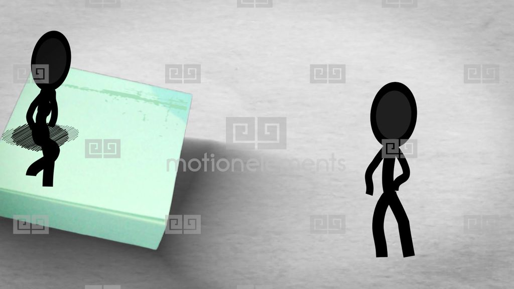 Stick Figure Wedding Invitations: Wedding Invitation With Stick Figures After Effects