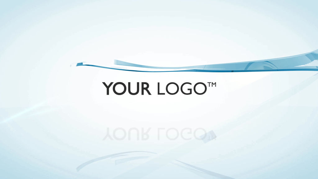 Ribbons logo apple motion and final cut pro x template apple motion templates 2155247 for Apple motion templates