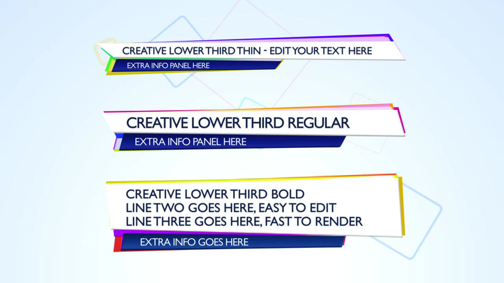 final cut pro lower thirds templates - creative lower third apple motion and final cut pro x