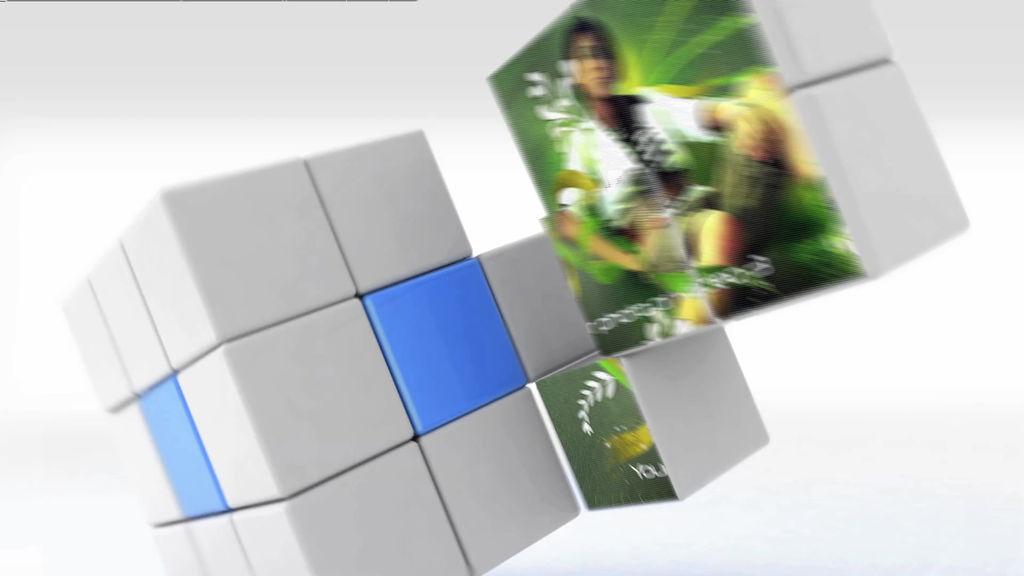 cube logic after effects templates 8791311. Black Bedroom Furniture Sets. Home Design Ideas